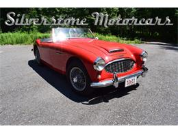 Picture of 1961 Austin-Healey 3000 located in North Andover Massachusetts Offered by Silverstone Motorcars - NP0V