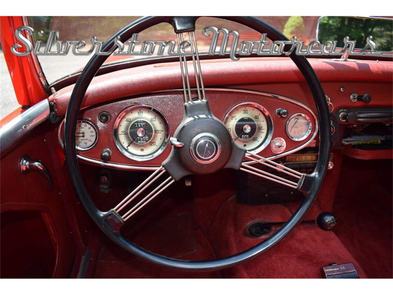 Large Picture of Classic 1961 3000 - $68,500.00 Offered by Silverstone Motorcars - NP0V