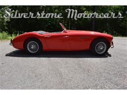 Picture of 1961 Austin-Healey 3000 - NP0V