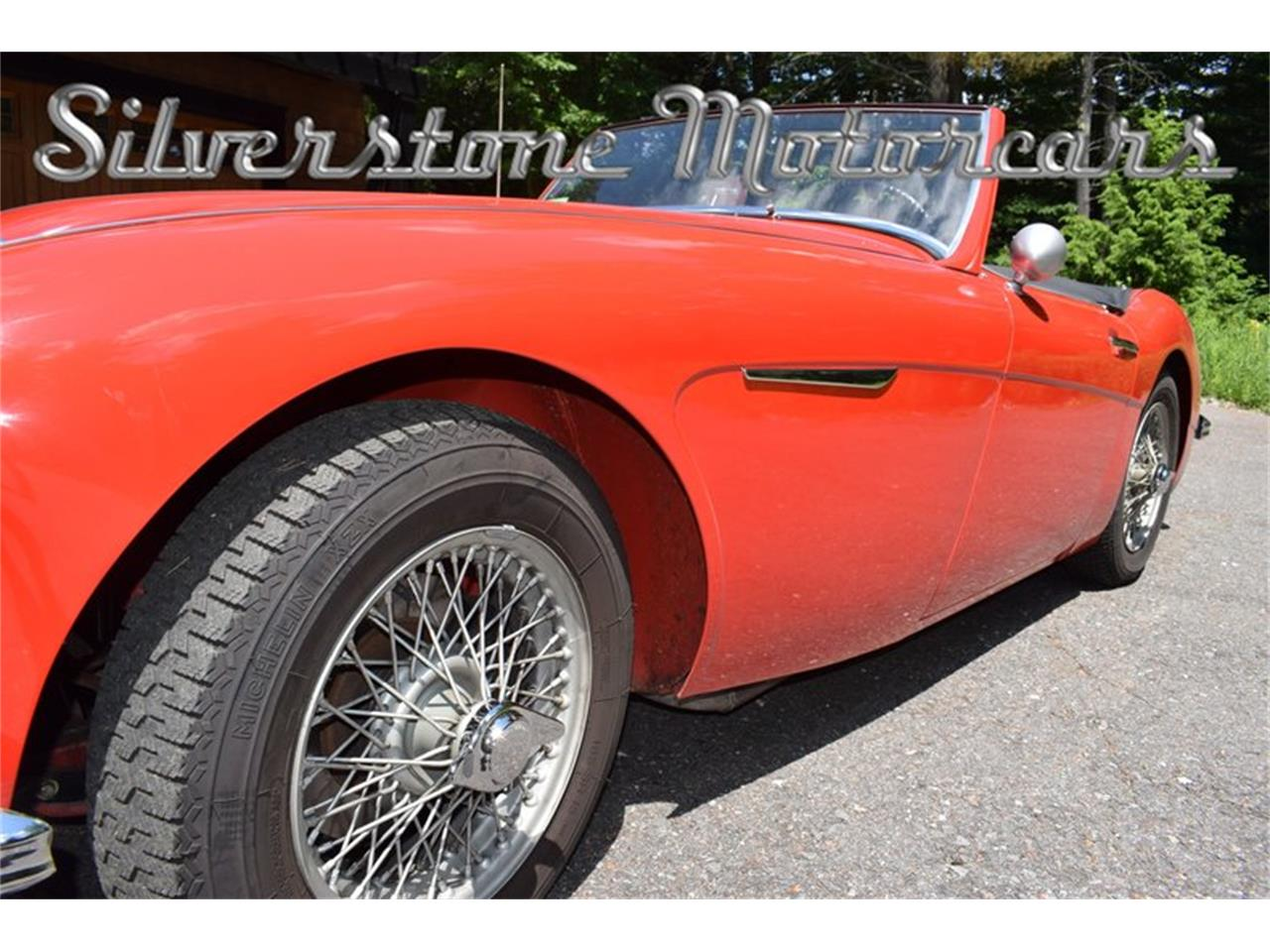 Large Picture of 1961 Austin-Healey 3000 located in Massachusetts - $68,500.00 Offered by Silverstone Motorcars - NP0V