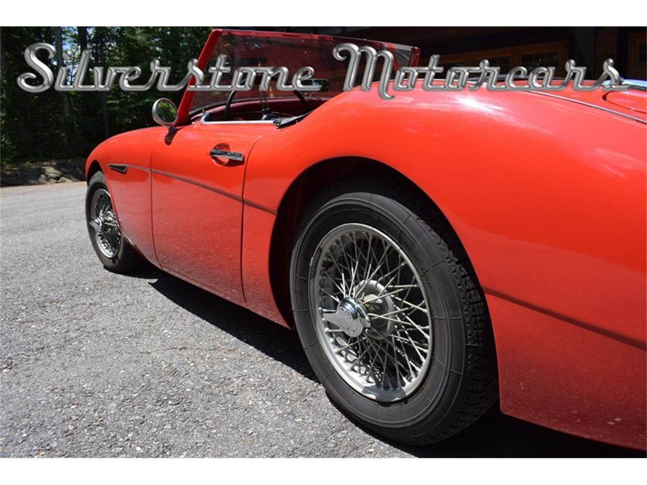 Large Picture of '61 Austin-Healey 3000 Offered by Silverstone Motorcars - NP0V