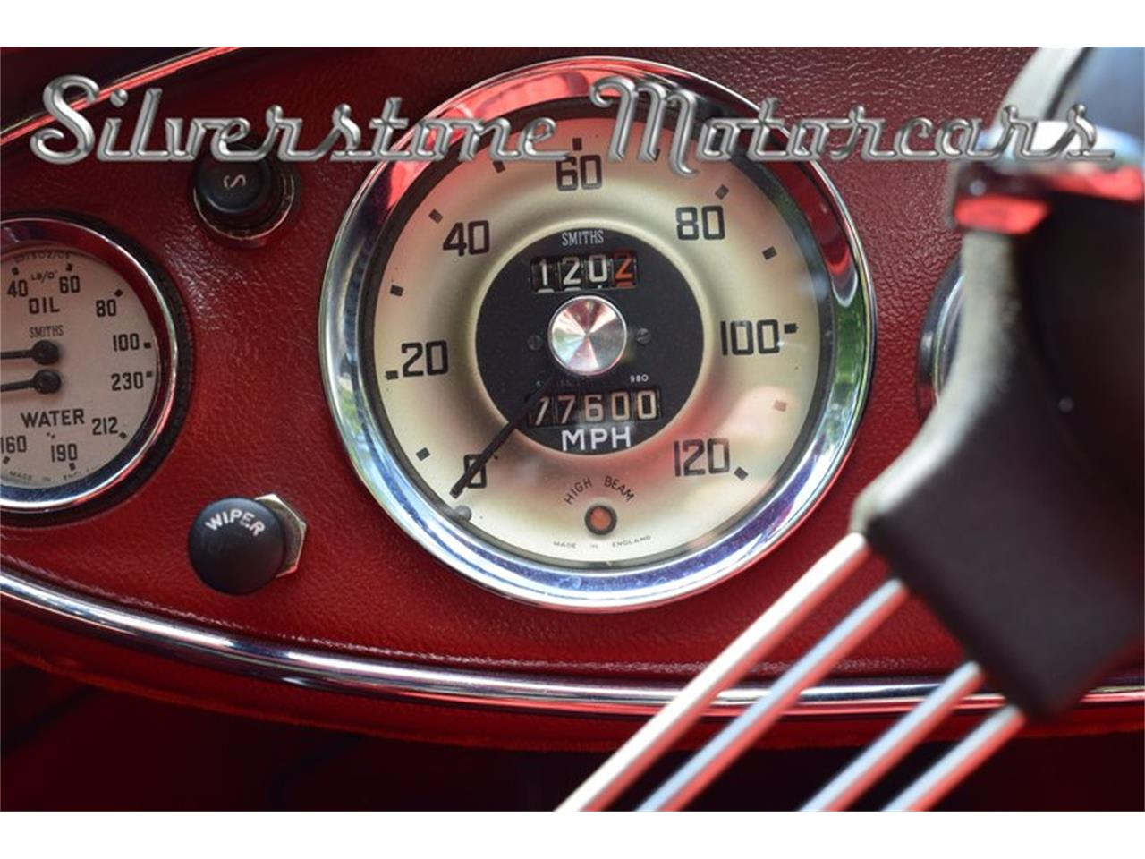 Large Picture of Classic 1961 Austin-Healey 3000 located in Massachusetts - $68,500.00 Offered by Silverstone Motorcars - NP0V