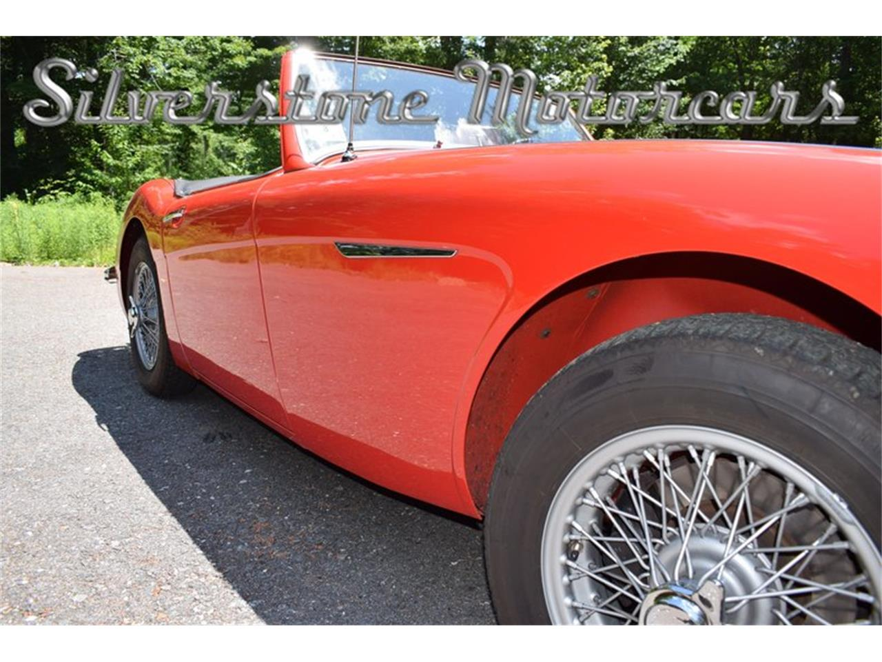 Large Picture of Classic '61 Austin-Healey 3000 - $68,500.00 - NP0V
