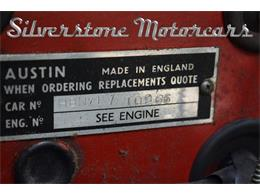 Picture of Classic 1961 Austin-Healey 3000 Offered by Silverstone Motorcars - NP0V