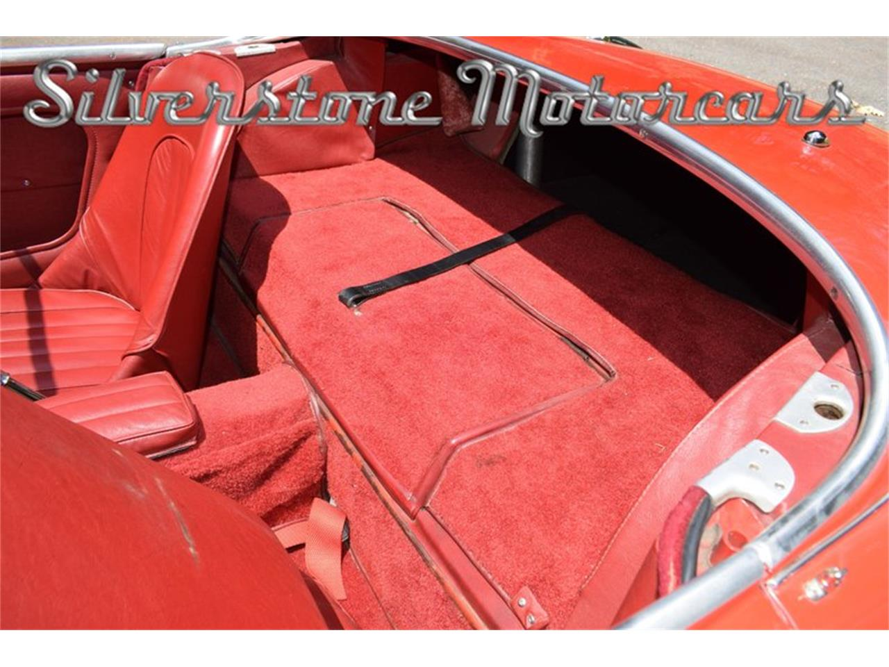 Large Picture of Classic '61 Austin-Healey 3000 located in Massachusetts - $68,500.00 Offered by Silverstone Motorcars - NP0V