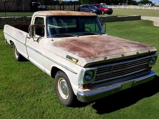 Picture of '69 F100 - NP0Y