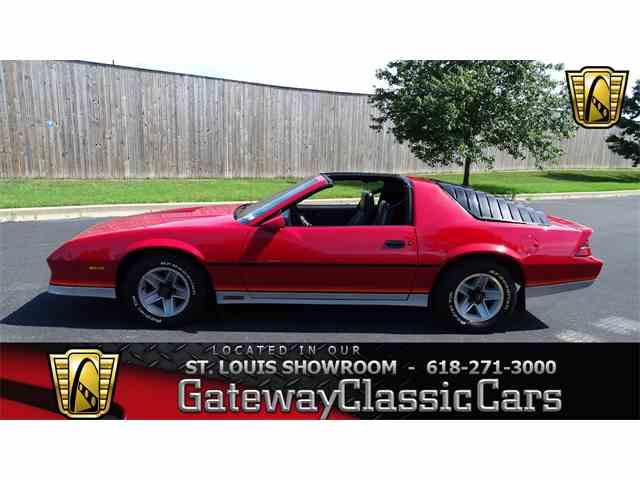 Picture of '84 Camaro - NL6X