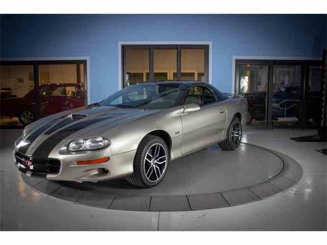 Picture of '01 Camaro - NP1A