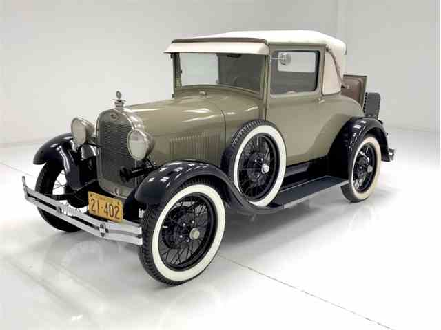 Picture of '28 Model A - NP1B