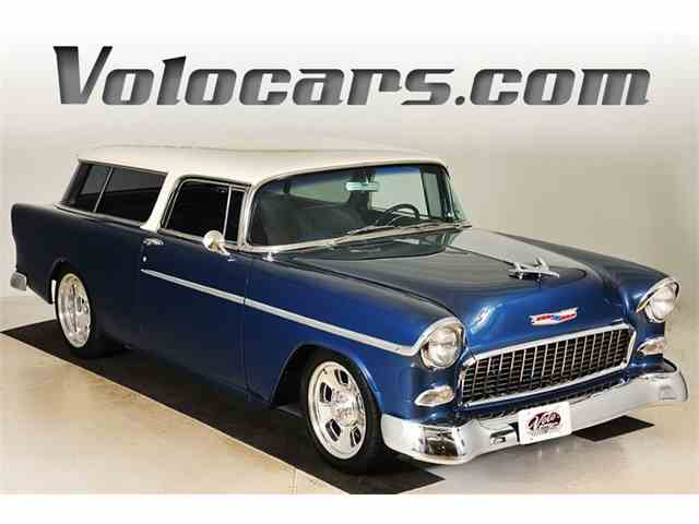 Picture of '55 Nomad - NP1F
