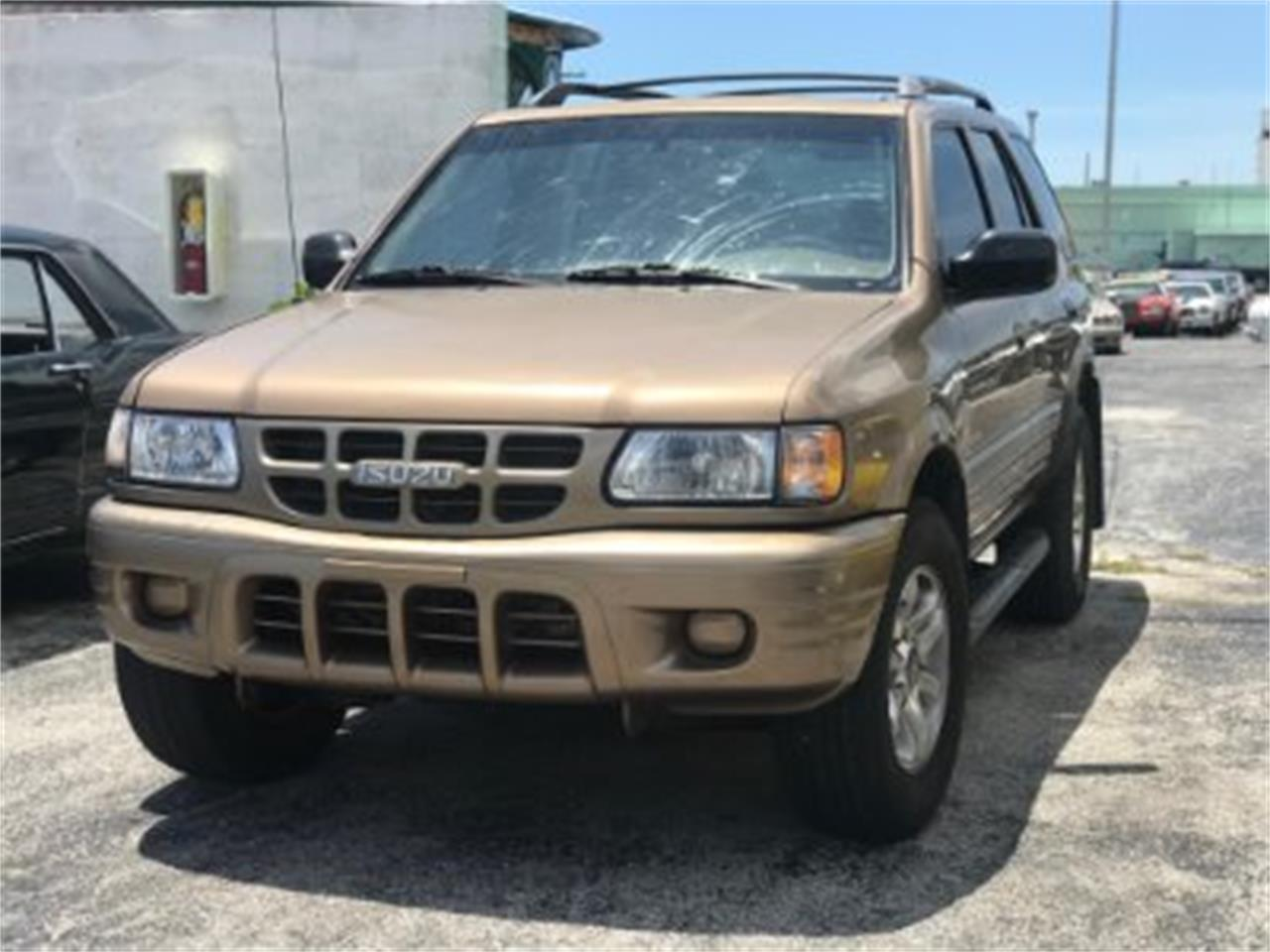 2002 Isuzu Rodeo For Sale Classiccars Com Cc 1105564