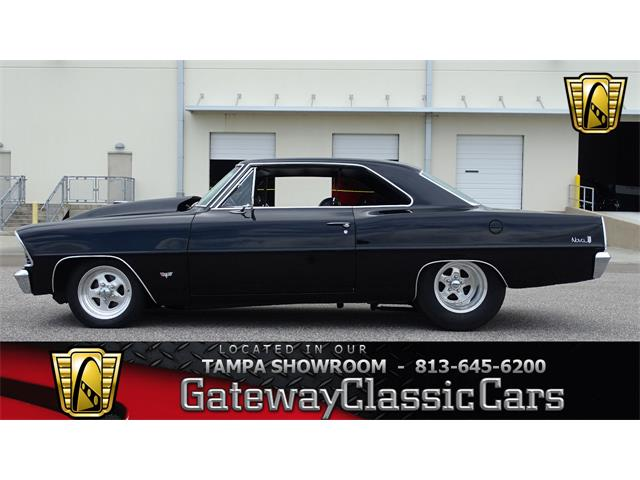 Picture of Classic 1967 Chevrolet Nova located in Florida - NP2B