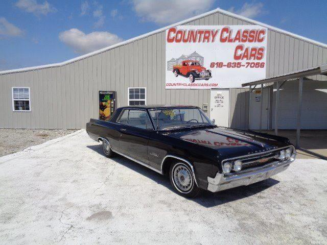 Picture of Classic '64 Oldsmobile Jetstar I located in Staunton Illinois - $12,550.00 Offered by  - NP2C