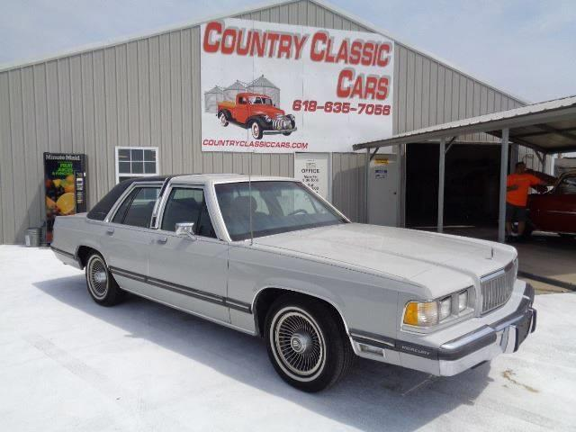 Picture of 1988 Grand Marquis - $7,650.00 Offered by  - NP2T