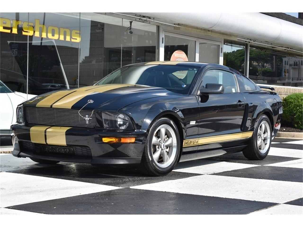 Large Picture Of 06 Mustang Shelby Gt Np34