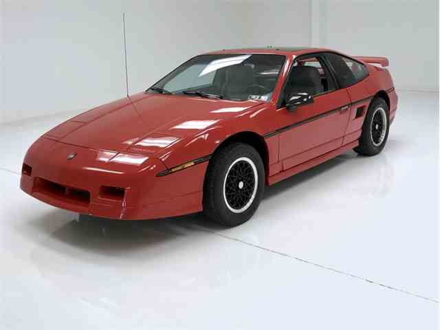 Picture of '88 Fiero - NP3A