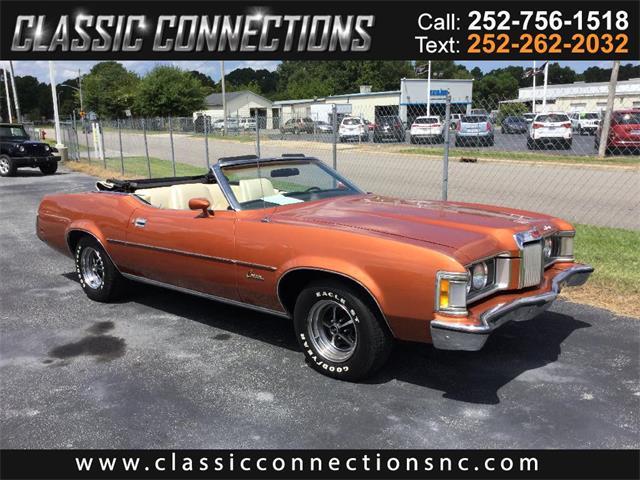 Picture of Classic 1973 Mercury Cougar located in North Carolina - NP3J