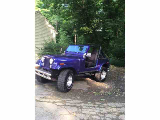 Picture of '80 CJ7 - NP4C