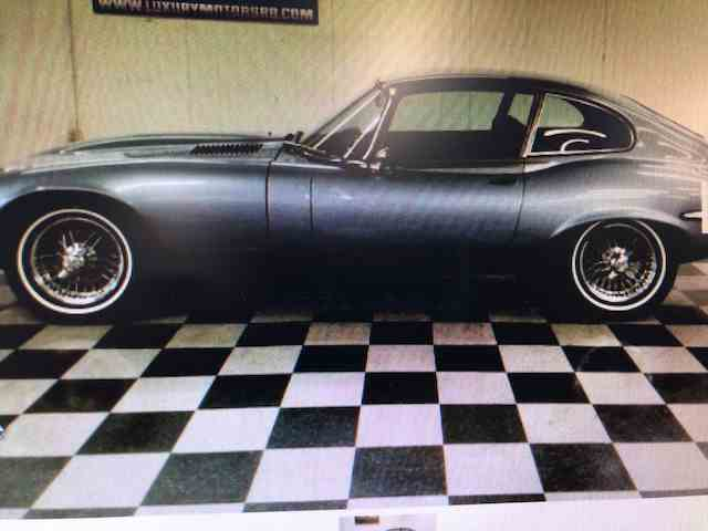Picture of '72 E-Type - NP4V