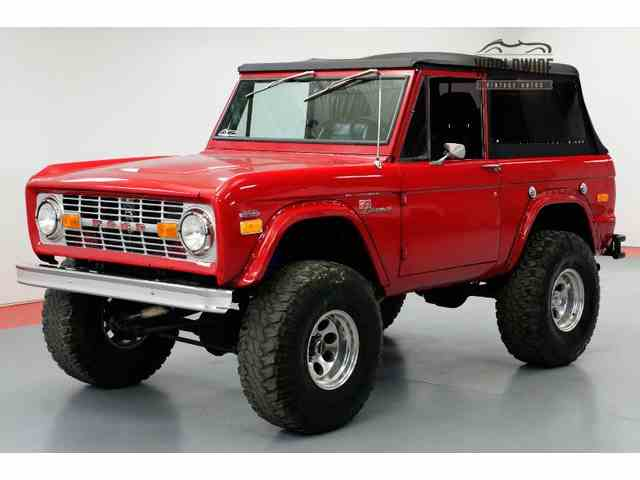 Picture of '70 Bronco - NP5D