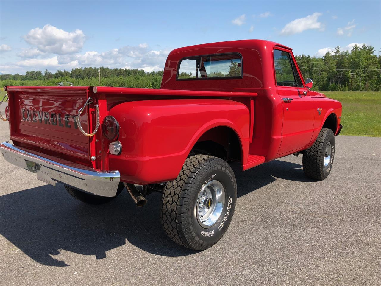 Large Picture of '69 C10 - NP5M
