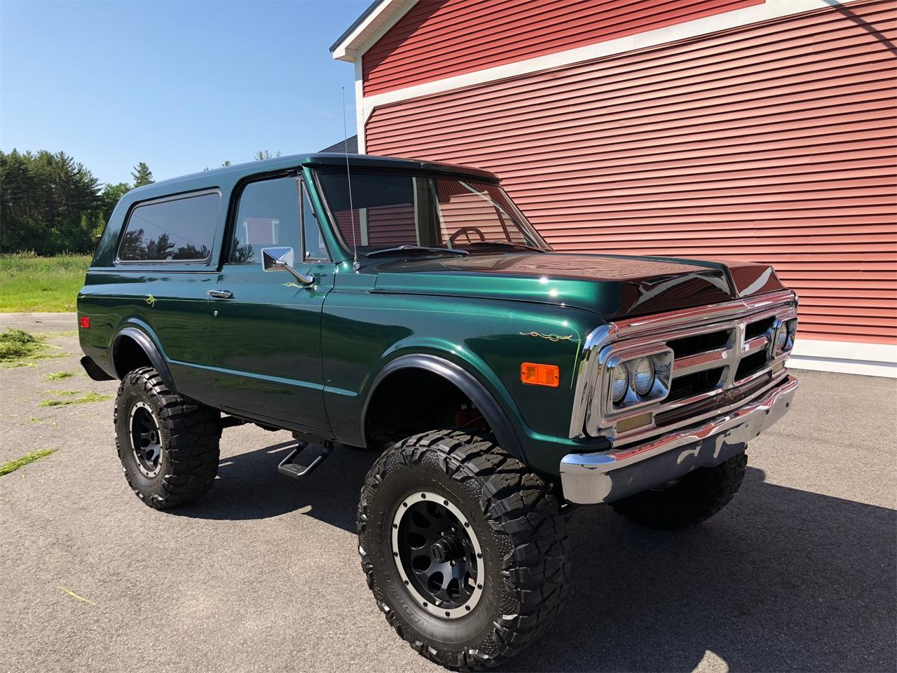 1972 GMC Jimmy for Sale | ClassicCars.com | CC-1105694