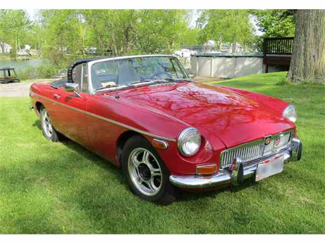 Picture of '73 MGB - NP5Z