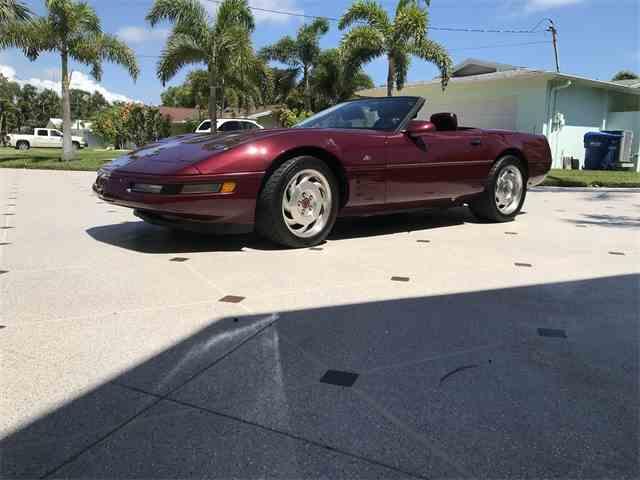 Picture of 1993 Corvette located in Largo Florida - NL7G