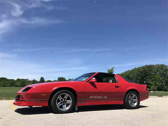 Picture of '87 Camaro IROC Z28 - NP6P