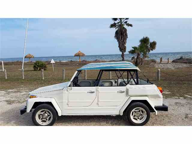 Classic volkswagen thing for sale on classiccars 1973 volkswagen thing altavistaventures Gallery