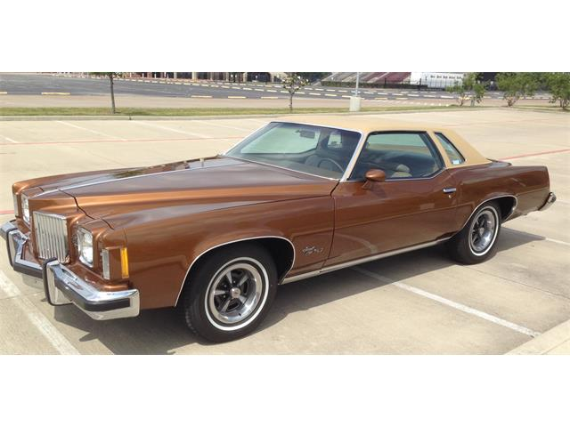 Picture of 1974 Pontiac Grand Prix located in Texas - $13,500.00 Offered by a Private Seller - NP75
