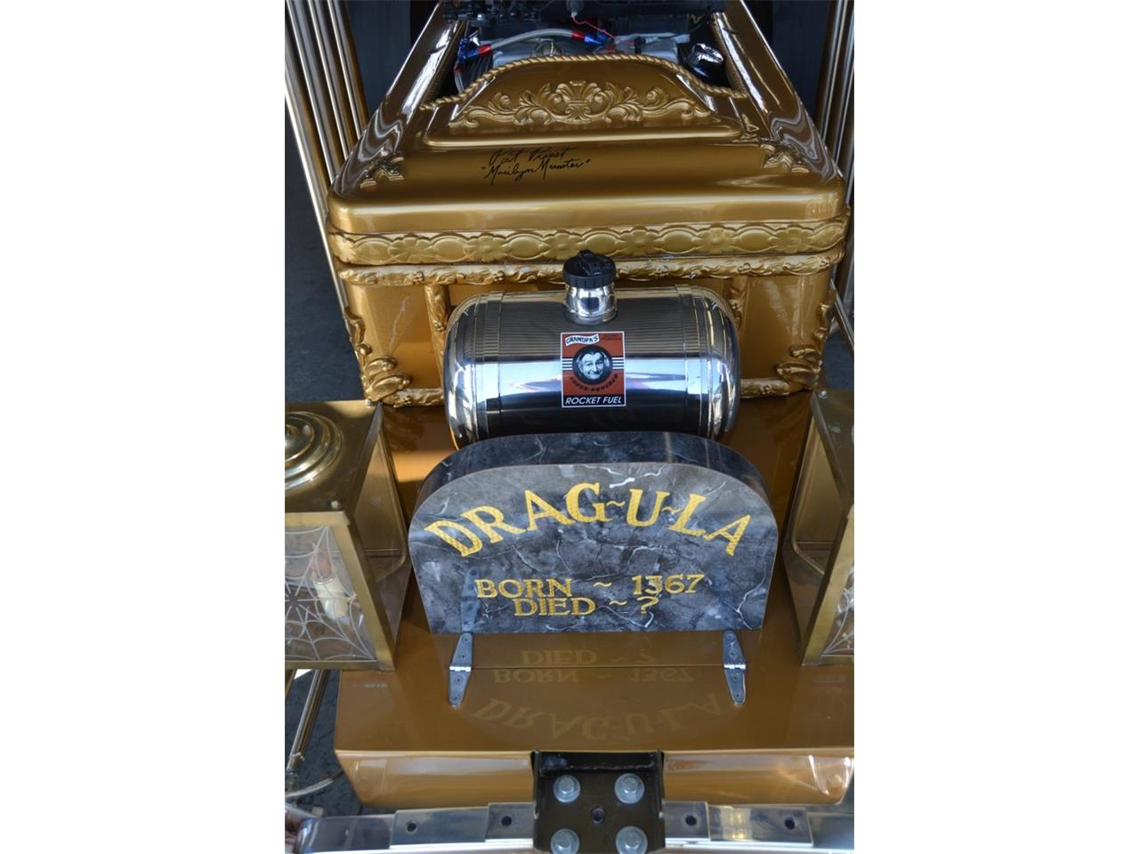Large Picture of '66 Drag-U-La Coffin Car - NP80