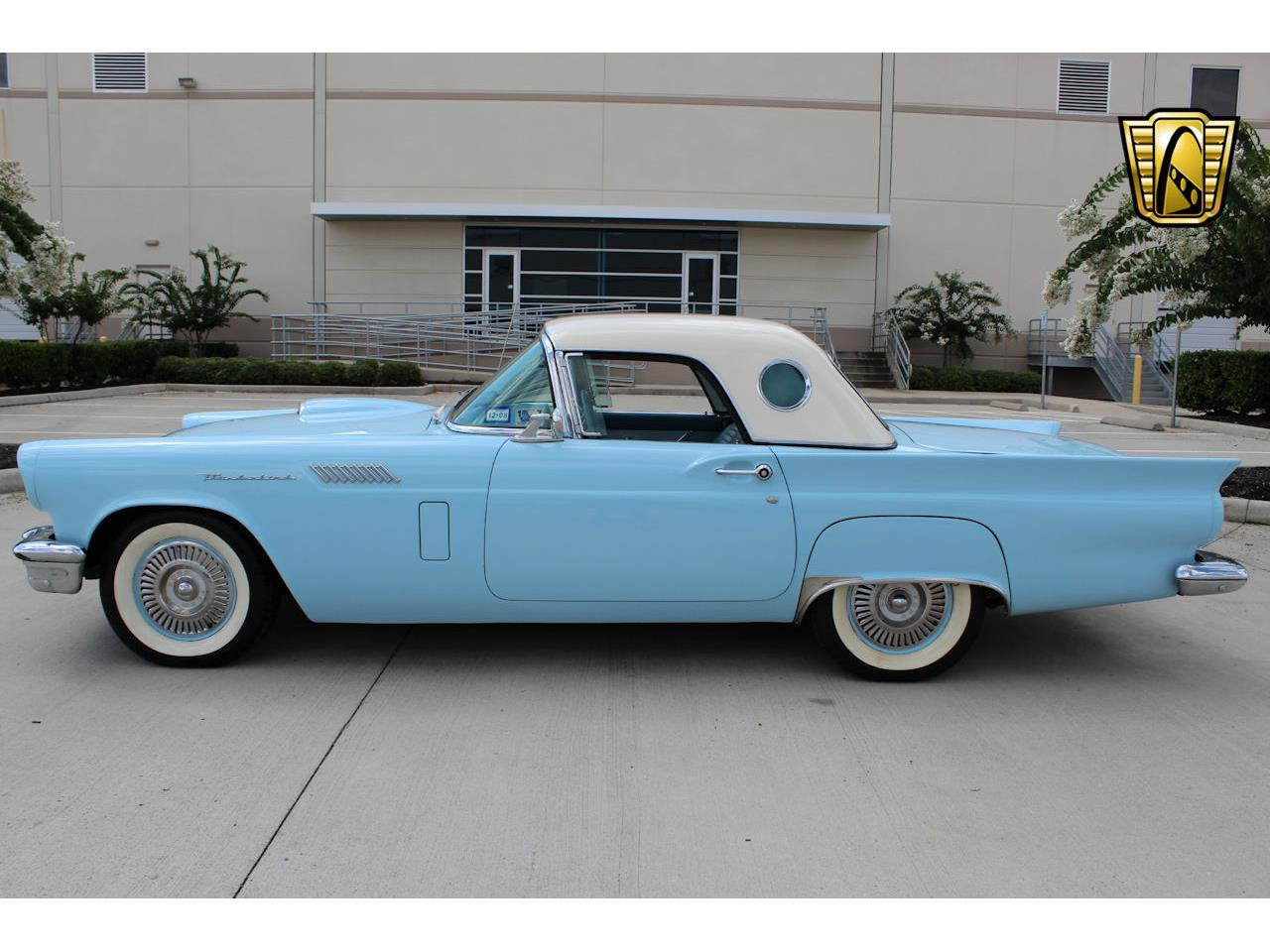 Classic Cars For Sale Houston Area: 1957 Ford Thunderbird For Sale