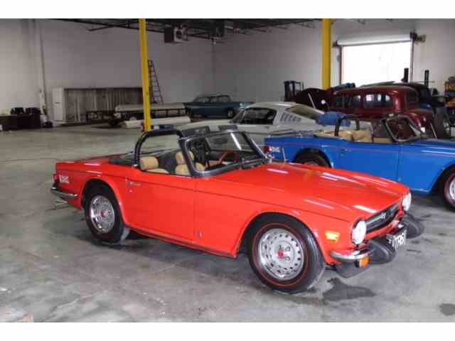 Picture of '76 TR6 - NL7M