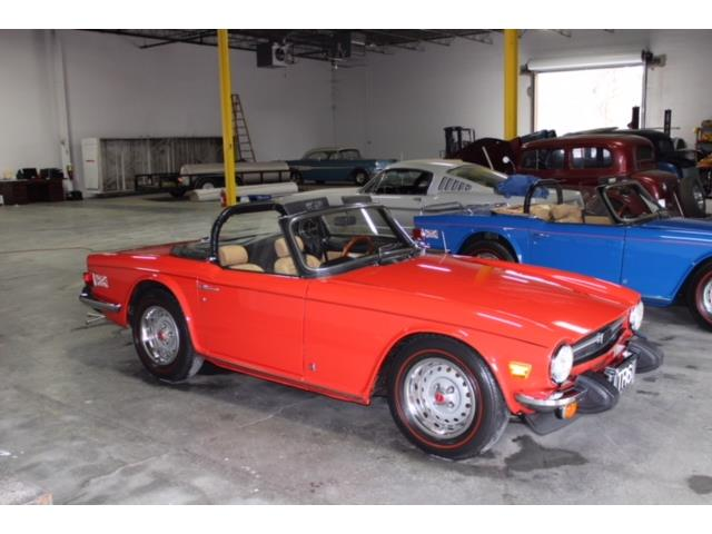 Picture of 1976 Triumph TR6 Offered by a Private Seller - NL7M