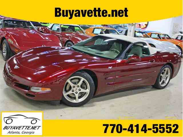Picture of '03 Corvette - NP8L