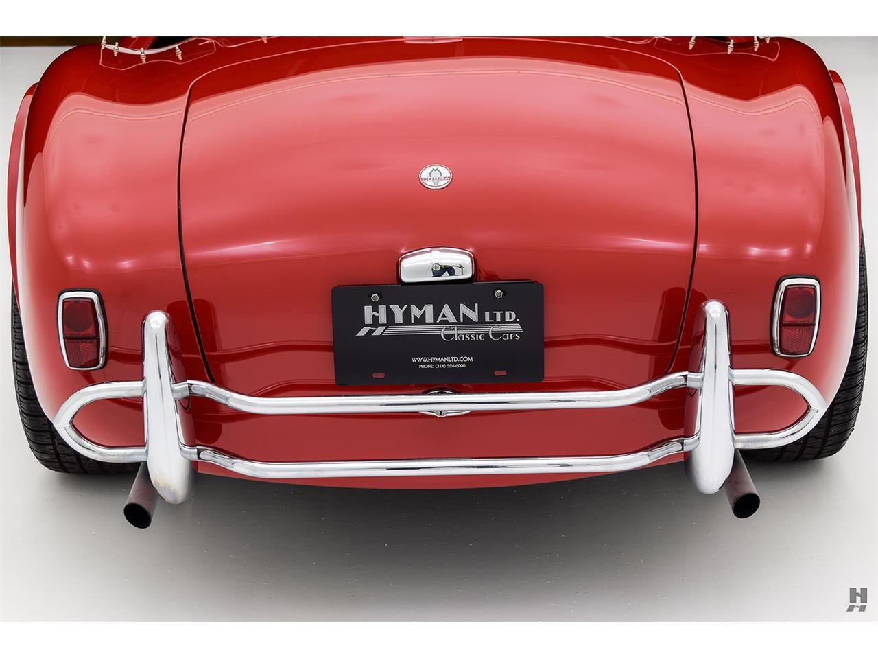 Large Picture of '63 Shelby Cobra located in Saint Louis Missouri Offered by Hyman Ltd. Classic Cars - NP8S