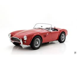 Picture of '63 Shelby Cobra located in Saint Louis Missouri Offered by Hyman Ltd. Classic Cars - NP8S