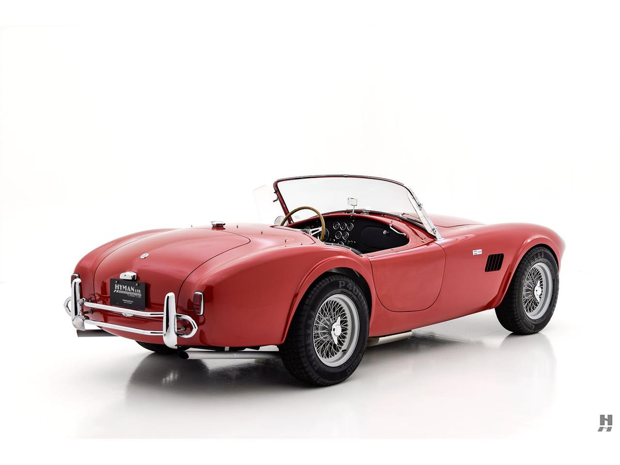 Large Picture of Classic 1963 Shelby Cobra - NP8S