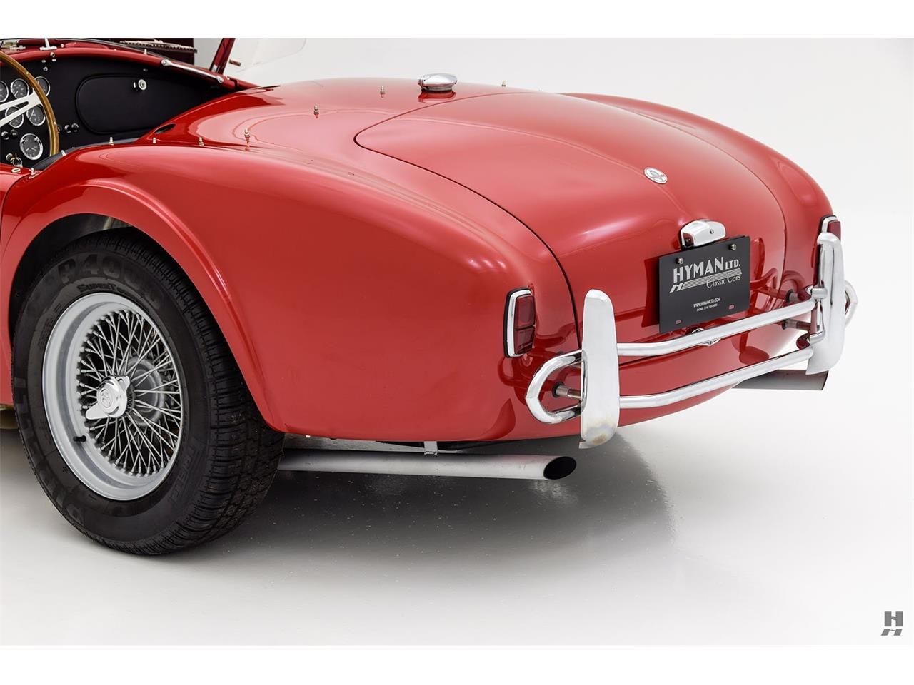Large Picture of 1963 Cobra located in Saint Louis Missouri Offered by Hyman Ltd. Classic Cars - NP8S