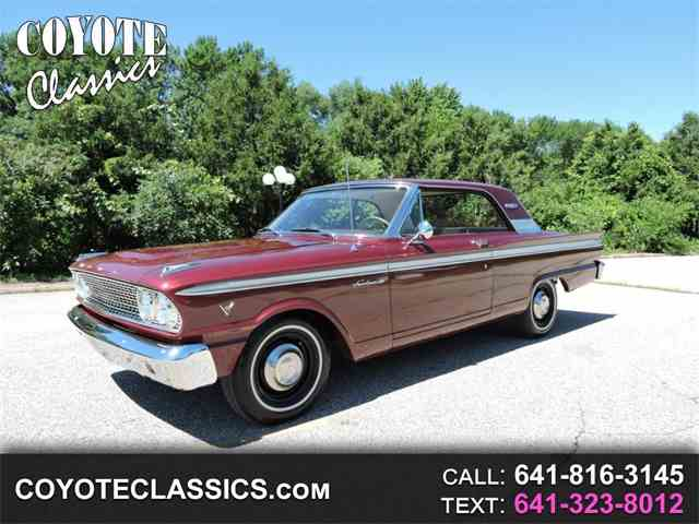 Picture of '63 Fairlane 500 - NP91