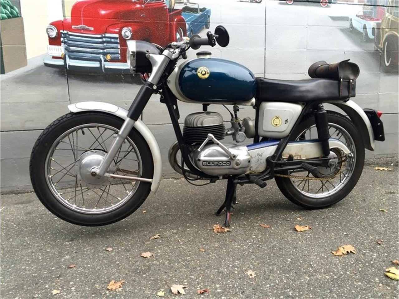 Large Picture of '66 Motorcycle - NP97