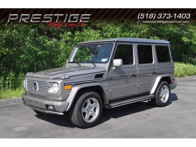 Picture of '05 G-Class - NP99