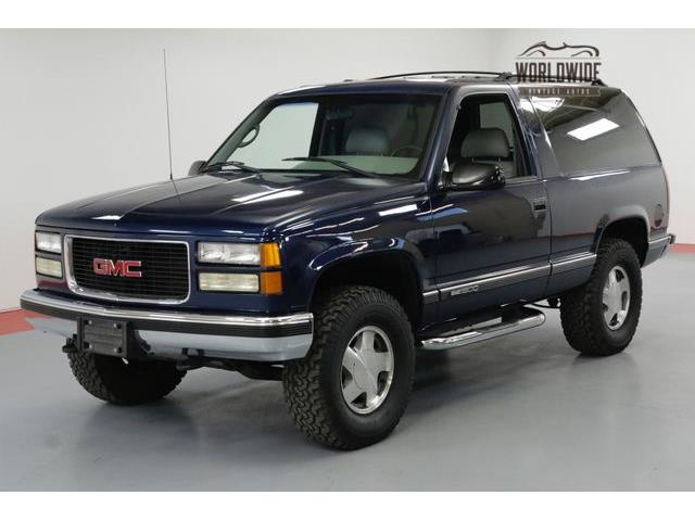 Picture of '95 Yukon - NPA0