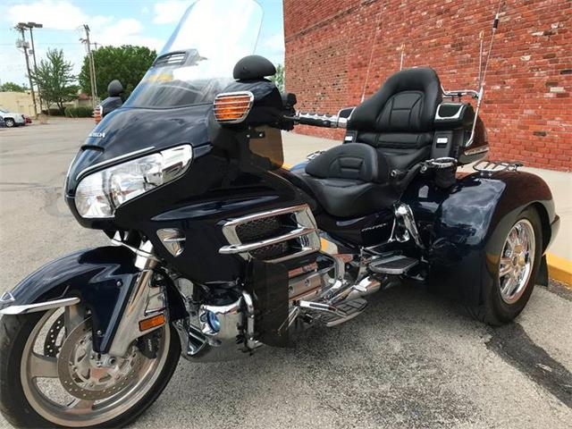 Picture of '09 Goldwing - NPA1
