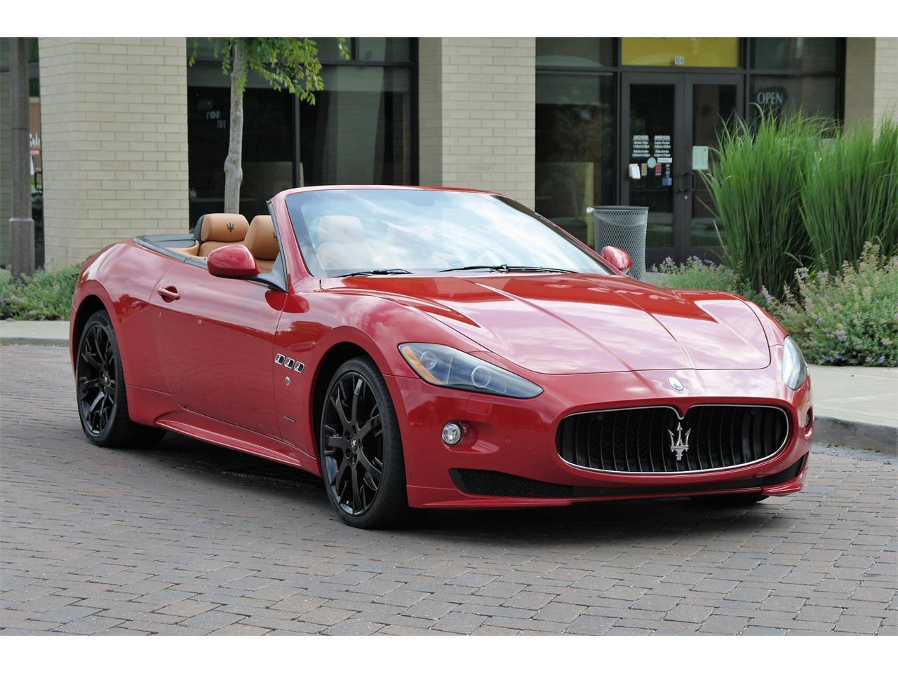 2012 Maserati GranTurismo for Sale | ClassicCars.com | CC ...