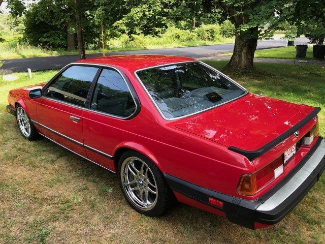 Picture of '87 BMW M6 located in Massachusetts Offered by  - NPAB
