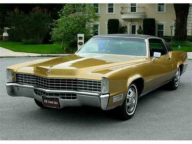 Picture of '68 Cadillac Eldorado Offered by  - NL7W