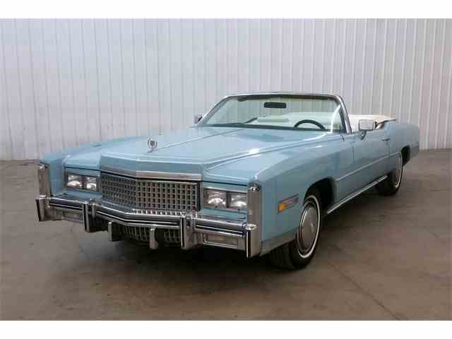 Picture of '75 Eldorado - NPAZ