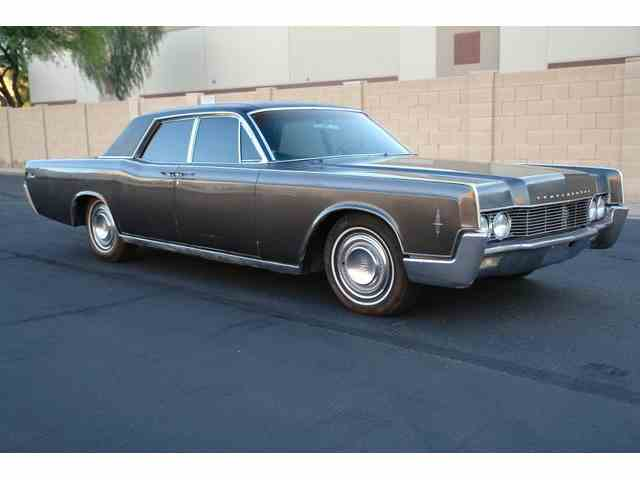 Picture of '66 Continental - NPBA